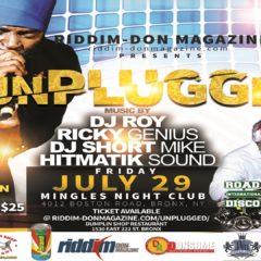 Bugle Dub for Riddim-Don Magazine Unplugged