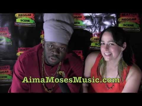 Aima Moses seattle dancehall tv