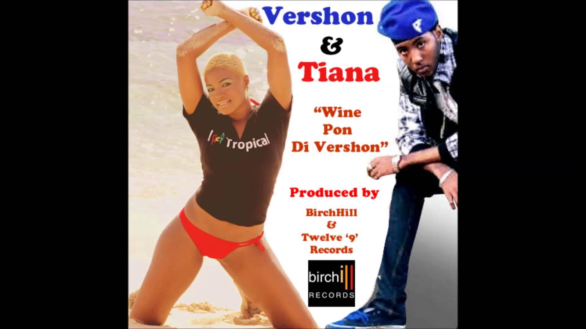 tiana and vershon
