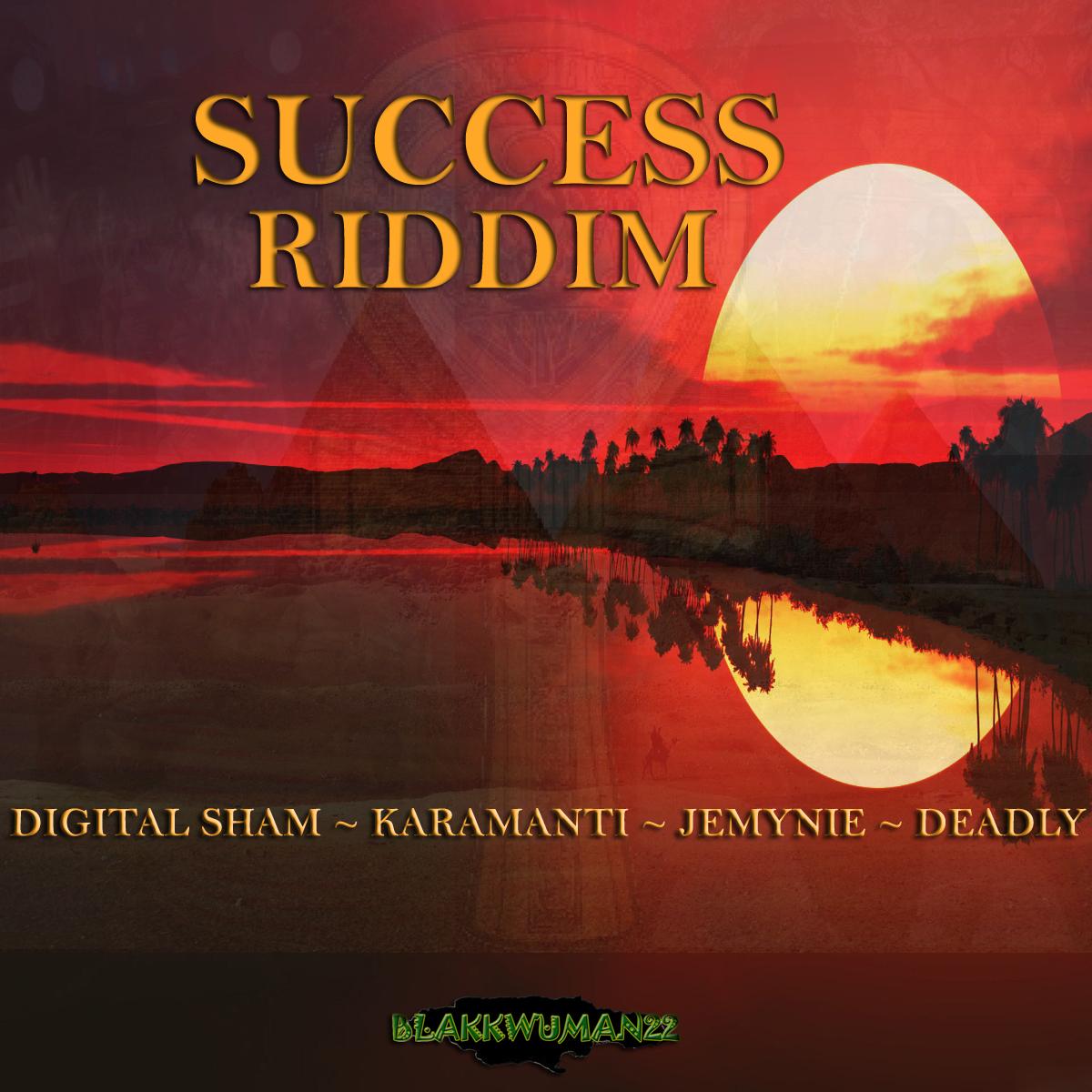 SUCCESS RIDDIM - BW22