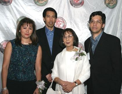 Lifetime award for VP's Pat Chin