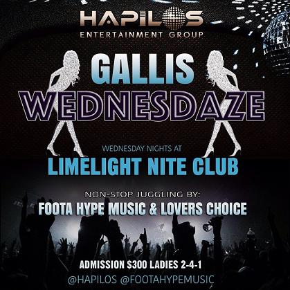 Gallis Wednesday