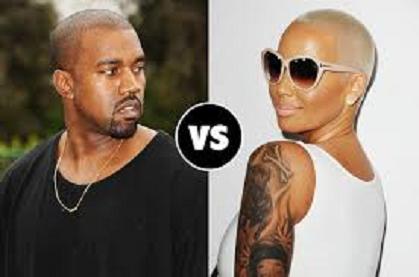 Kanye West Disses Amber Rose
