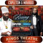 Capleton & Mavado Dancehall Rising