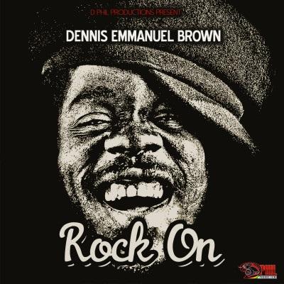 Dennis brown on rock