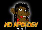 NO APOLOGY COVER