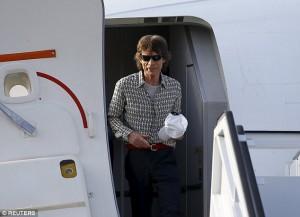 Rolling Stonesfrontman, Mick Jagger