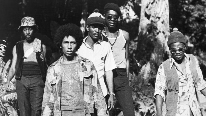 Αποτέλεσμα εικόνας για bob Marley and sly stone