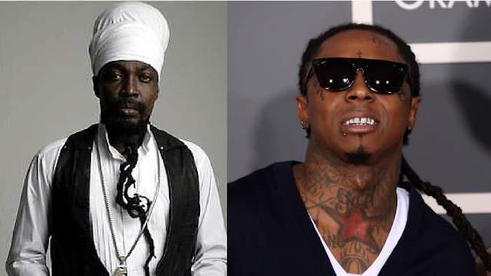 "Junior Reid Adds Spice to Lil Wayne's New Album on ""Murda"
