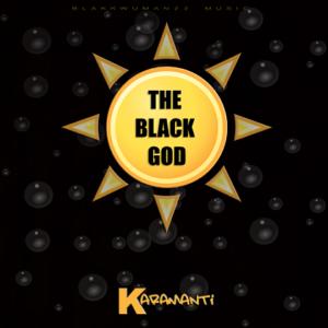 THE BLACK GOD artwork