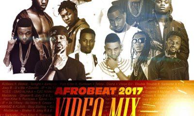 AFROBEAT 2017 VIDEO MIX BY DJ MENTOR2