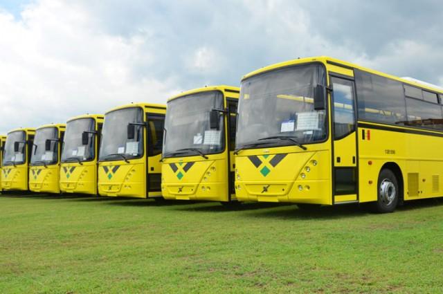 JUTC Bus
