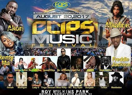 ecips music festival flyer fix